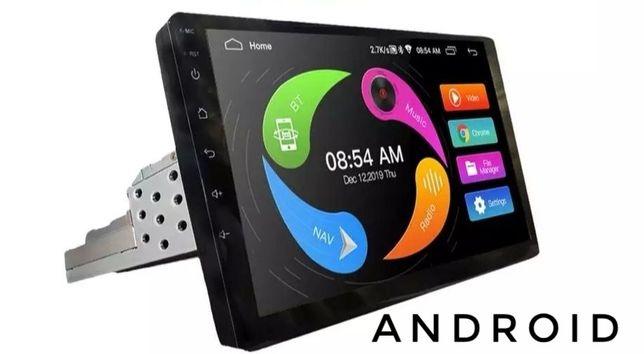 1 DIN Radio samochodowe android WiFi GPS nawigacja bluetooth tablet