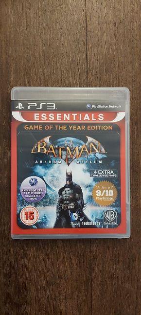 Batman Arkham Asylum (Essentials GOTY Edition) para PS3