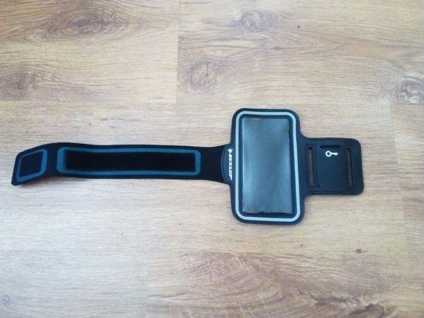 Opaska sportowa na smartphone,mp3,mp4.Dunlop