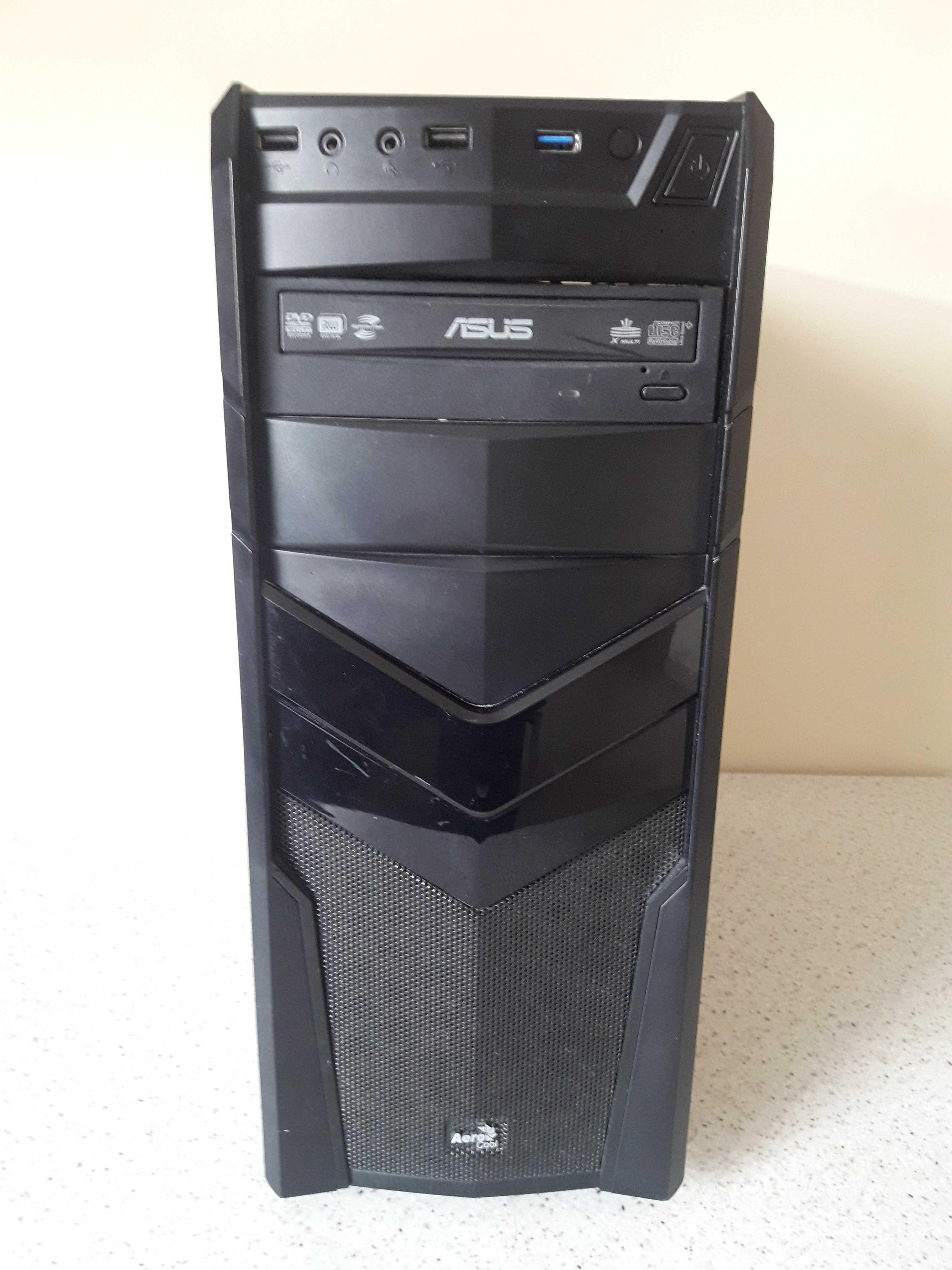 Obudowa komputera AeroCool PGS V2X czarna