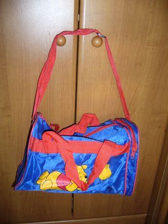 Mini torba podróżna i plecak