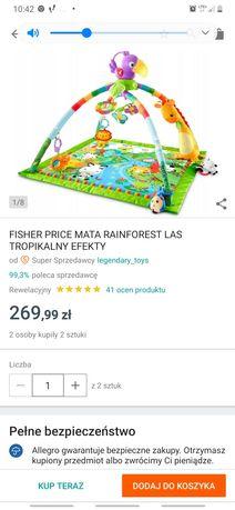 Mata Fisher Price