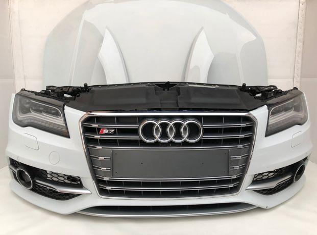 Audi S6 C7 S7 S8 D4 R8 фара бампер капот крыло дверь ляда телевизор