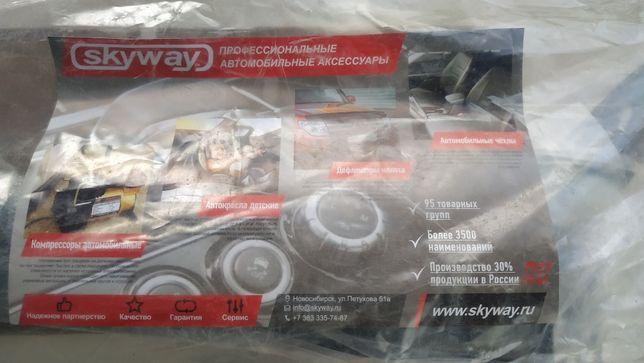 Ветровики, дефлекторы Skyway VL006 4 шт. VAZ 2101, 2103, 2105, 2106,