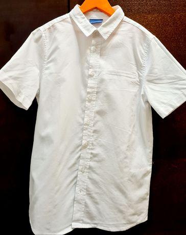 Biała koszula Coccodrillo JAK NOWA rozm. 158