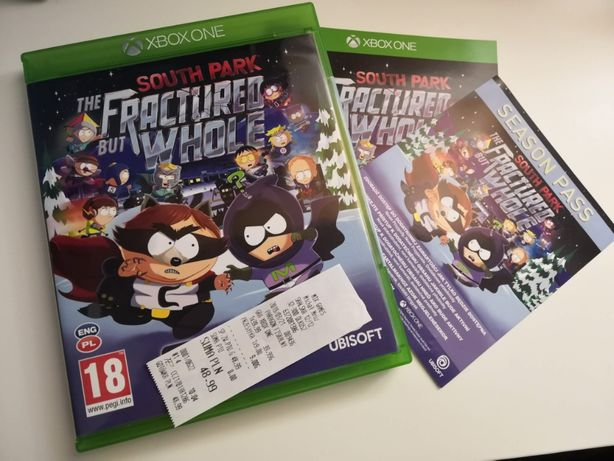 South Park Fractured But Whole - Xbox One