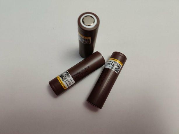 Высокотоковые аккумуляторы 18650 Litokala LG HG2 лучше Sony VTC6, INR