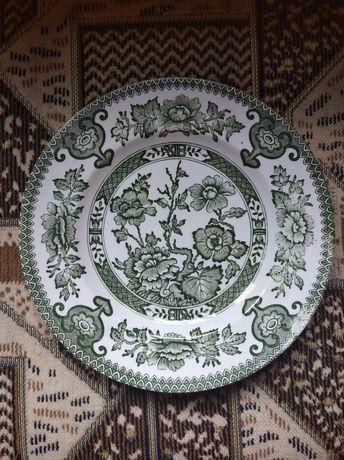 Колекційна тарілка Indian Tree English Ironstone Tableware