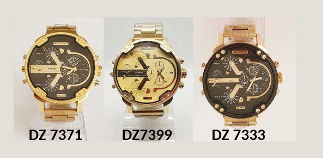 Zegarek DIESEL ZŁOTY na bransolecie nowy gwarancja