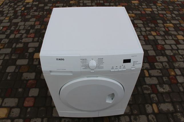 Сушка сушильная машина АЕG тепловой насос/компресор А+ из Германии!Б/У
