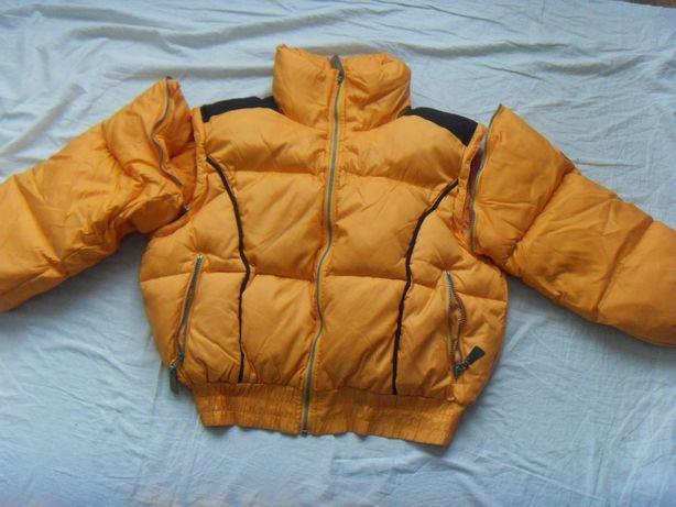 Куртка-пуховик-трансформер. Жилетка-пуховик- ultra sport emales-M
