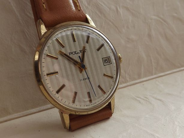Poljot pasiasty - stary zegarek