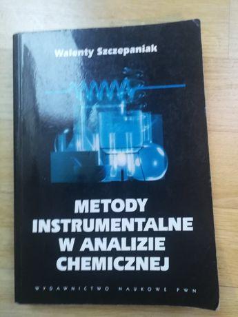 Metody instrumentalne w analizie chemicznej Szczepaniak