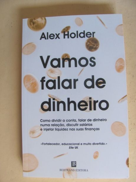 Vamos Falar de Dinheiro de Alex Holder