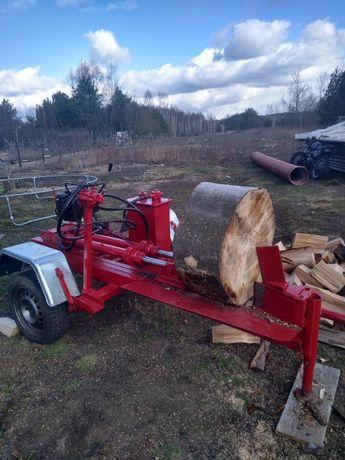 Rębak -łuparka do drewna