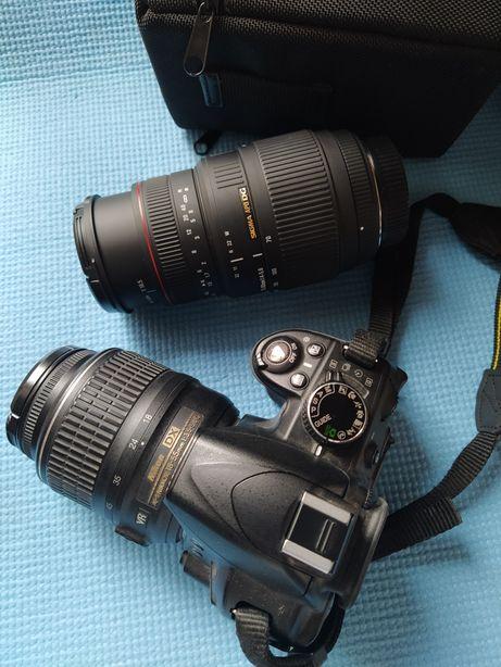 70-300mm F4-5.6 APO DG Macro Nikon