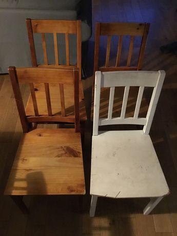 4 krzesla Ikea za darmo Tarnów Mościce