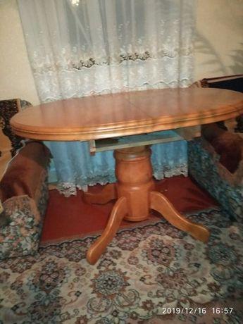 Сад/огород ( стол деревянный раскладной)