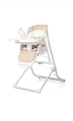 CARRELLO TRIUMPH 3 В 1 -стульчик для кормления,качеля,шезлонг