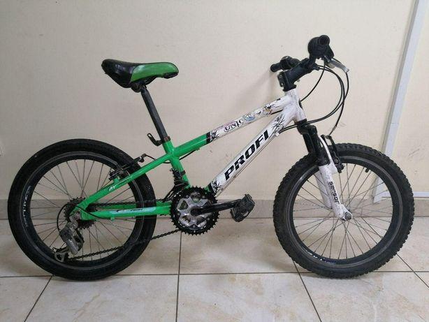 Детский  велосипед Profi union 20