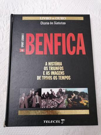 Livro SL Benfica