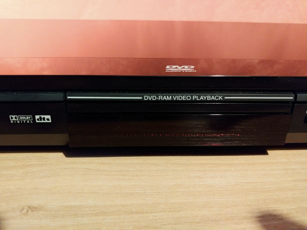DVD Panasonic. DVD-S35-EK