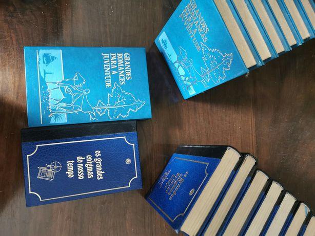Grandes romances para a juventude e os grandes enigmas do nosso tempo