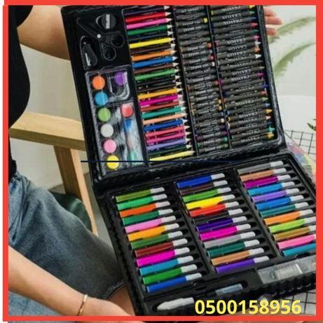 Набор для рисования Art Set 150 предметов в чемоданчике
