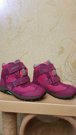 Ботинки Merrell 33 и 34 размер