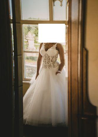 Suknia ślubna z salonu Agdar