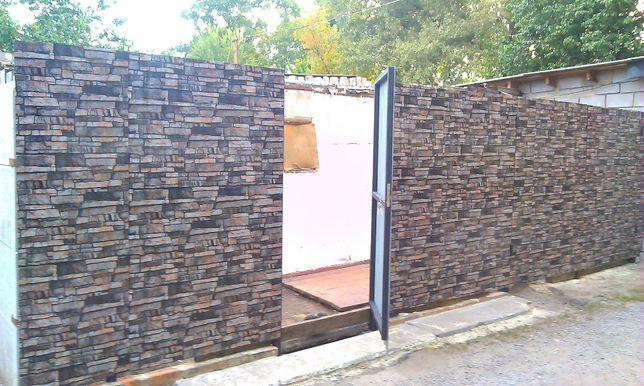 Услуги сварщика: заборы, ворота и калитки, оградки, решетки, навесы.
