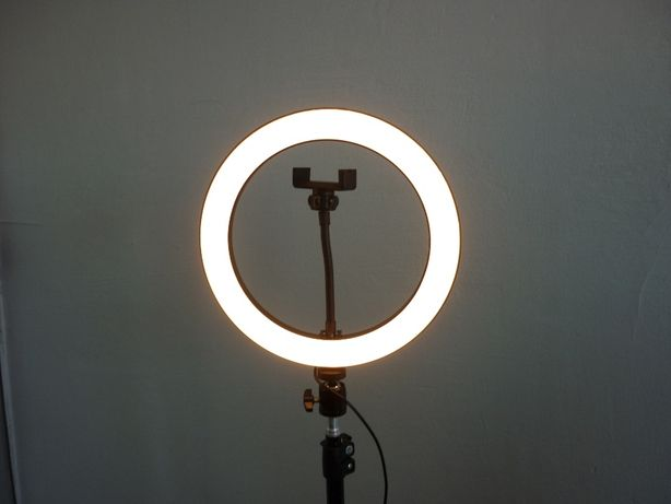 Яркая лампа LED 26 см, штатив в комплекте/CXB-260