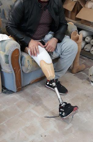 Протези, ортези і ортопедичні устілки.