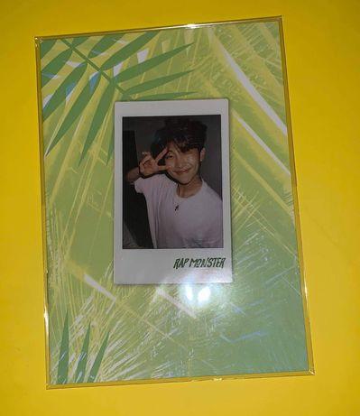 BTS summer package 2017 namjoon selfie book