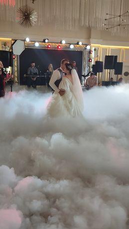 Важкий дим, тяжелый дым на свадьбу.