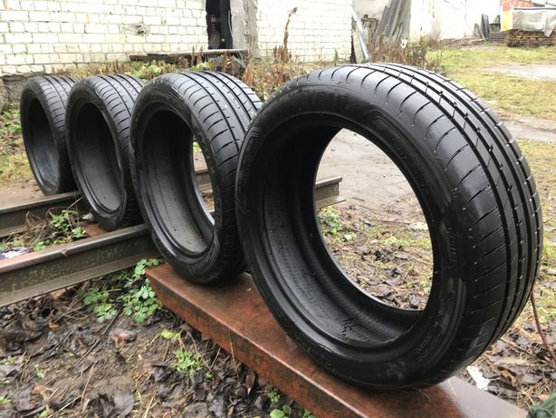Шини 245/45r18 100y Goodyear MO Extended RunOnFlat