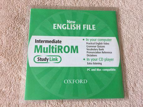 Interaktywny program do angielskiego English File Intermediate