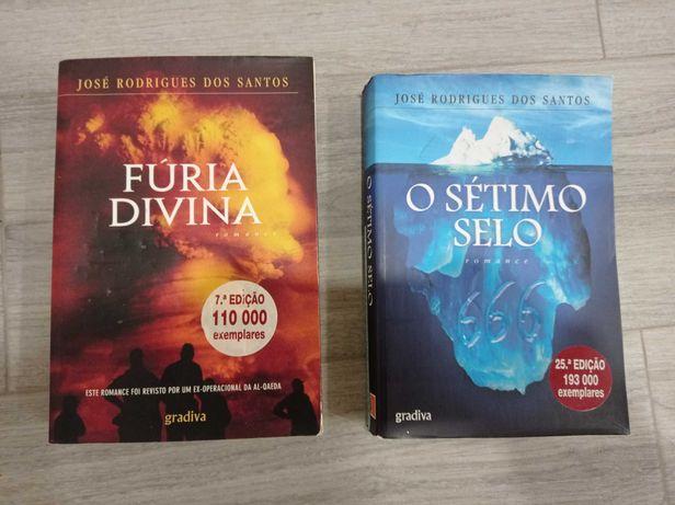 Livros José Rodrigues dos Santos