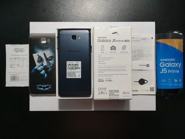 Samsung J5 PRIME 2017 полный комплект, хорошее сост, покупался за 4200