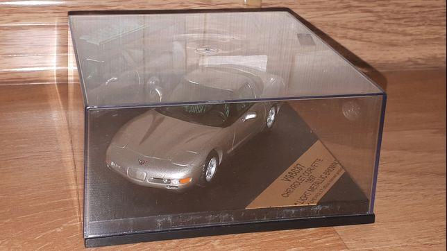 Масштабная модель 1/43 Chevrolet Corvette C5 (1997) от Vitesse