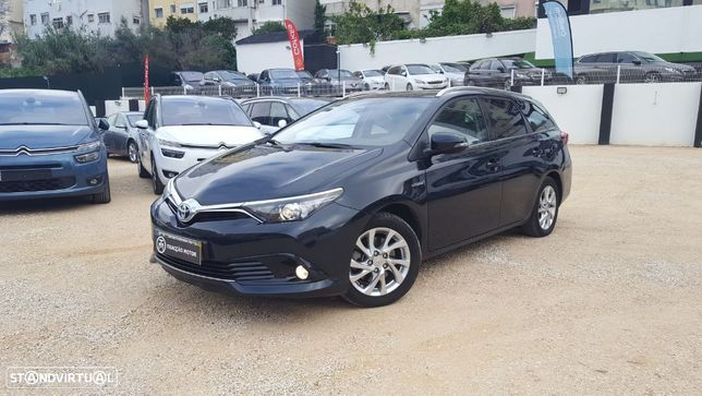 Toyota Auris Touring Sports 1.8 HSD Exclusive+Navi