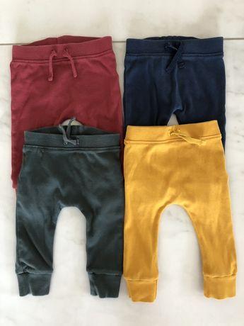 4-pak spodnie dresowe joggersy GEORGE