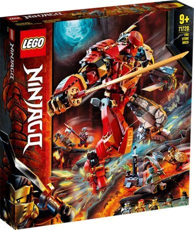 Lego Ninjago Каменный робот огня 71720