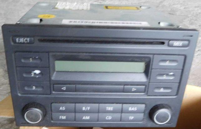 Auto-radio VW Polo 2006 de origem usado