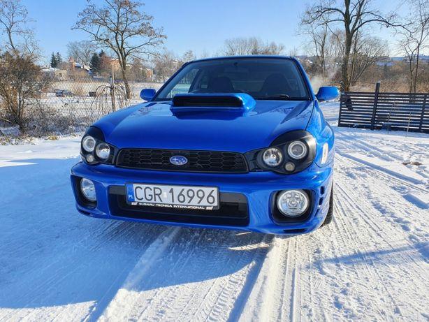 Subaru Impreza WRX 218KM