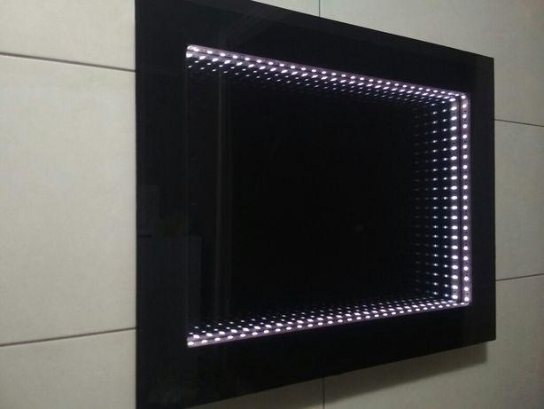 Зеркало,бесконечность,3D,картина