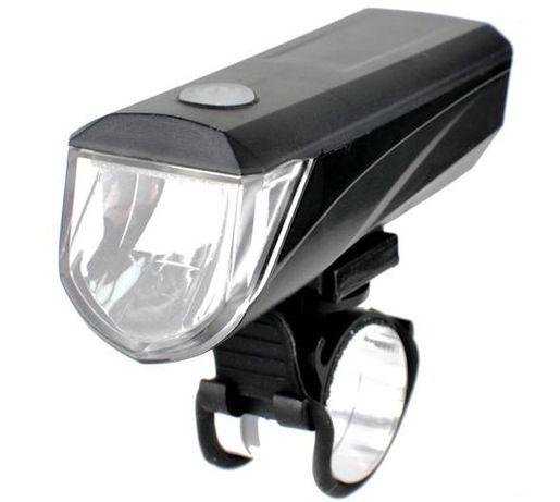 % MOCNA rzednia lampka rowerowa 120Lm X-Light 3W JY7076