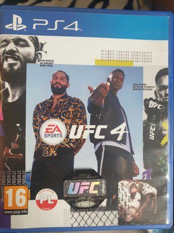 UFC 4 Ps4 Super stan