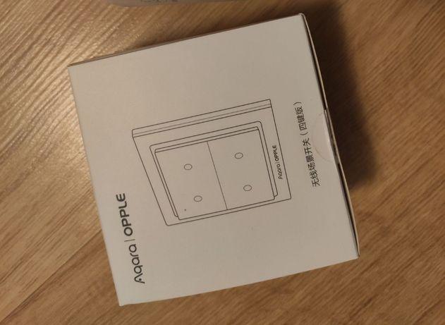 Włącznik Smart aqara opple Xiaomi zigbee nowy podwojny