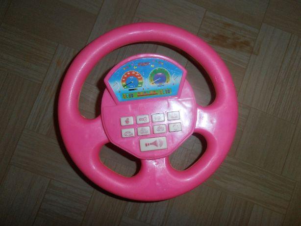 Руль детский игрушечный